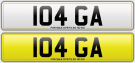 104 GA