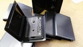 Single black presentation box