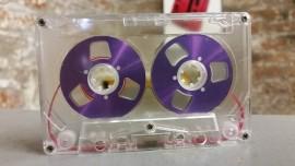 Purple Reel to Reel C52