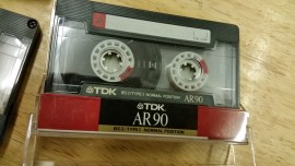 TDK AR90 used once