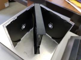 Quad CD cases