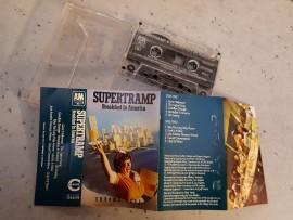 SUPERTRAMP Breakfast in America cassette