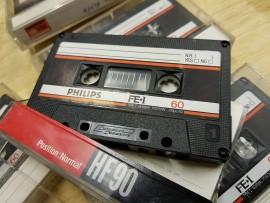 Vintage Philips C60 used