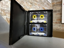 Rare Special Promo Case (Includes 2 x C90's)