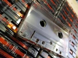 10 Pack C120 Ferro Smokey cass/cases