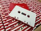 Red + White Cassettes superferro