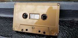 Sample C60 gold