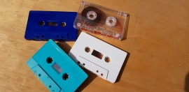 Super Ferro cassettes wound to length more colours