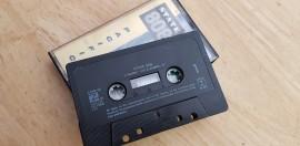 808 State 'Pacific' Cassette single