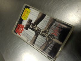 Steel Pulse 'Victims' cassette album