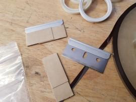 Splicing blade