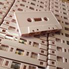 Pale Pink cassettes