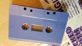 Violet cassette