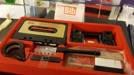 Bib Cassette care kit like new