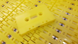Yellow new shade cassette