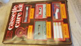 Bib Cassette care kit unused