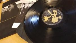 U2 Joshua Tree Vinyl LP album