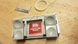 BIB Cassette splicer square
