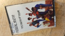 Musical Youth cassette album
