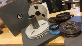 Pro NAB tape storage & transport pack