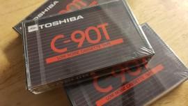 Toshiba C-90T blank cassette