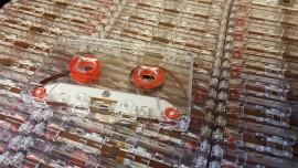 Magnetic leader cassettes