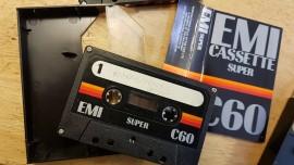 Vintage EMI Super C60