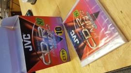 10 x JVC CD-R 80