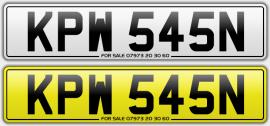 KPW 545N sold