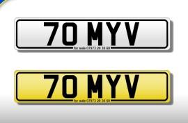 70 MYV