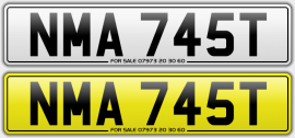 NMA 745T  ***SOLD***
