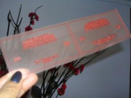 On Body Cassette Printing