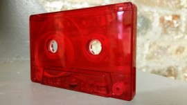 red flo clear tapes