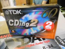 TDK CDing Chrome C60