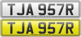 TJA 957R  sold