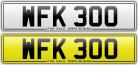 WFK 300 **SOLD**