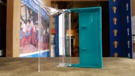 Aqua cassette case