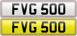FVG 500 ***SOLD