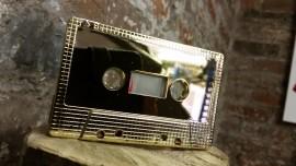 Gold Mirror cassette