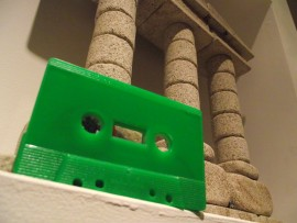 jelly green cassettes