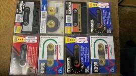 Maxim new tapes