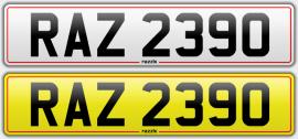 RAZ 2390 **Now Sold**