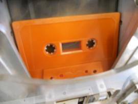 Rustic orange blank tapes superferro