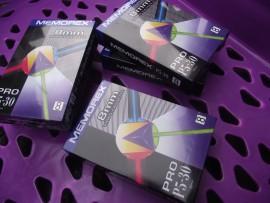 Memorex 8mm Video cassette Pro P5-30